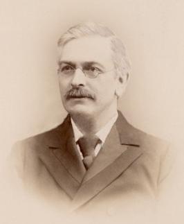 Horace Tabberer Brown