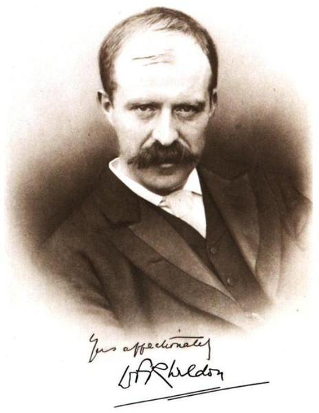 Raphael Weldon